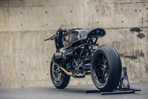 BMW R nineT by Rough Crafts