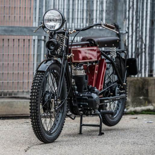 Sterling Autocycle by The Black Douglas