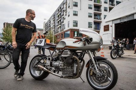 Moto Guzzi G5 by Stasis Motorcycles