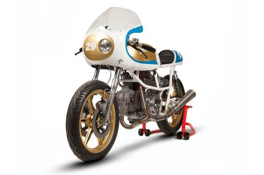 Ducati Pantah 500 by Maria Riding Company