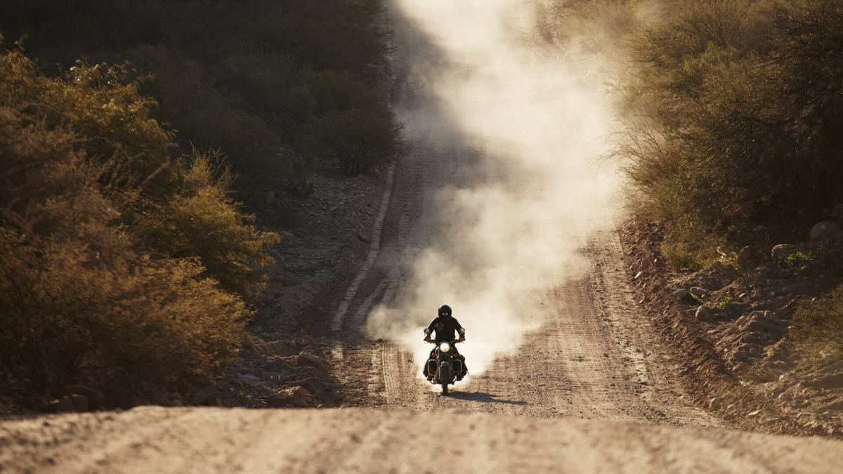 Dust & Motorcycle Stories