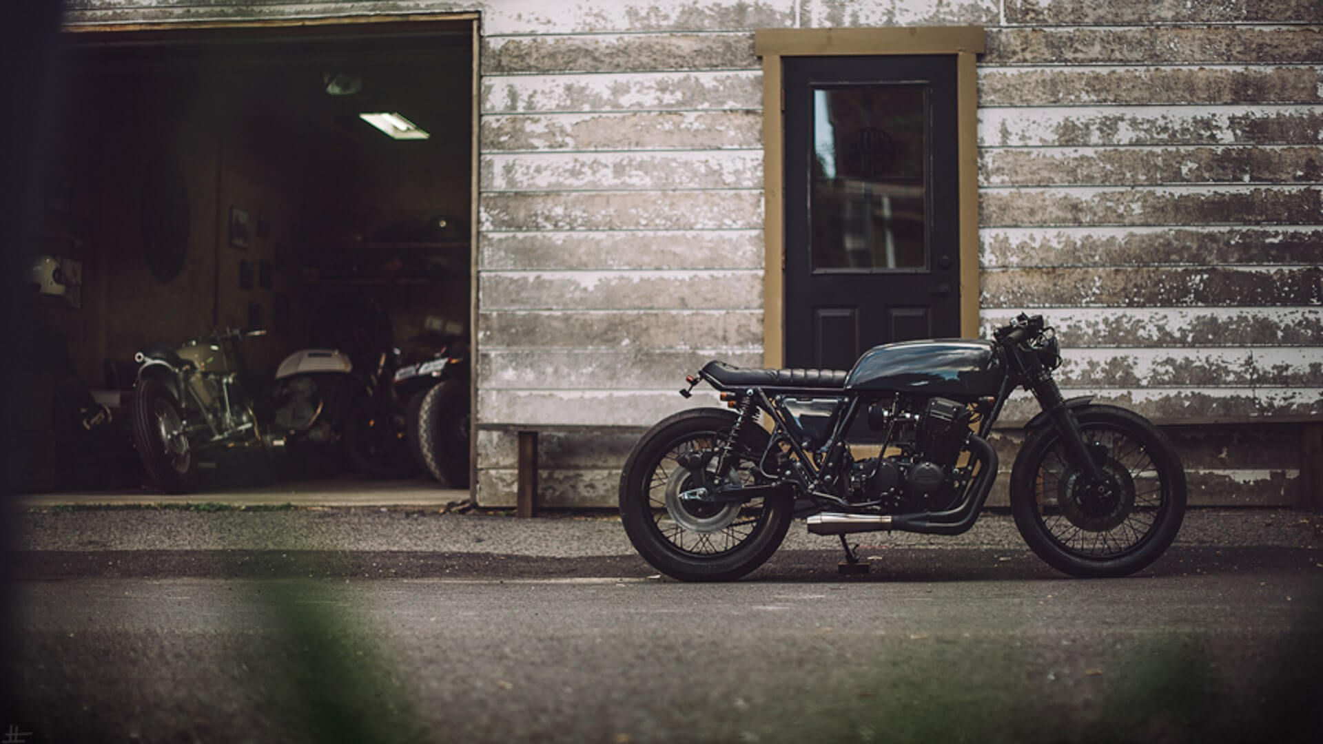 Honda CB750 by Clockwork Motorcycles