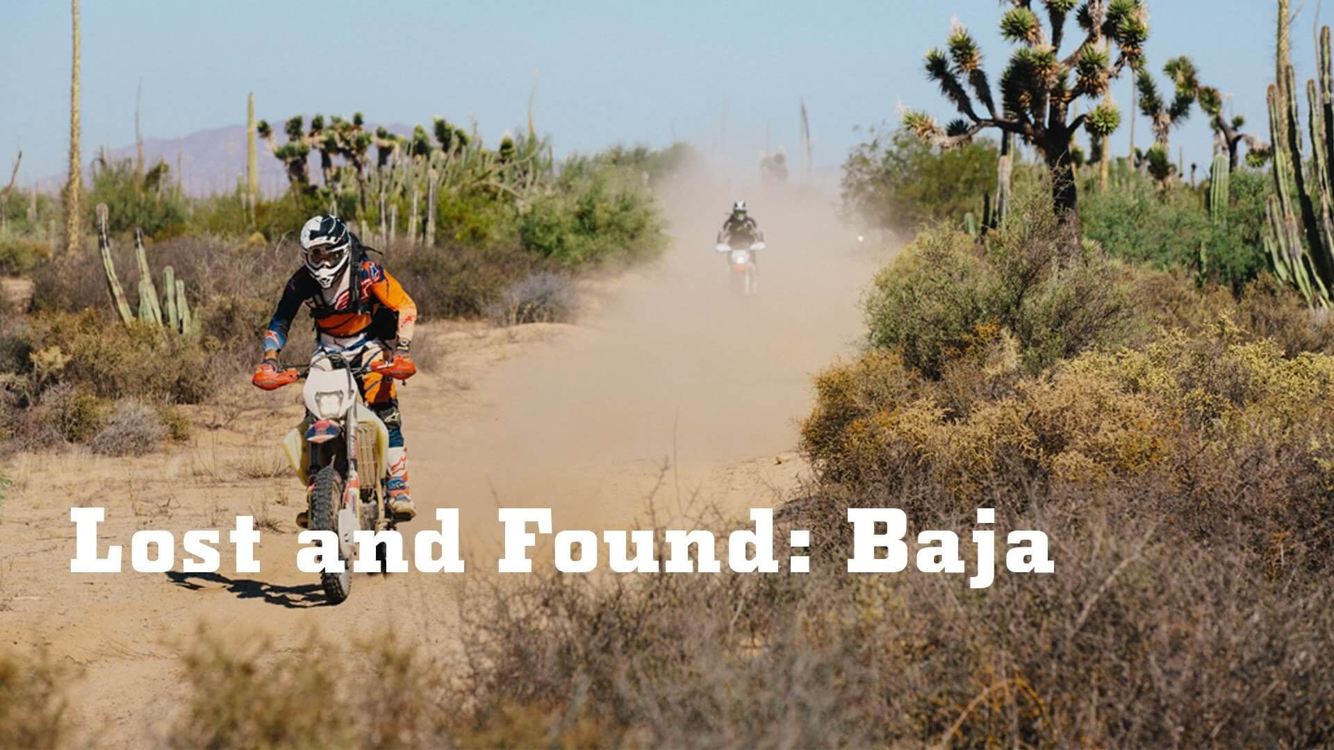 Lost and Found : Baja