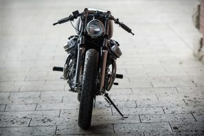 Honda GL400 by Wedge Motorcycle