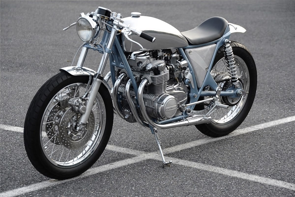 Honda CB500 par Blacksquare Motorcycles