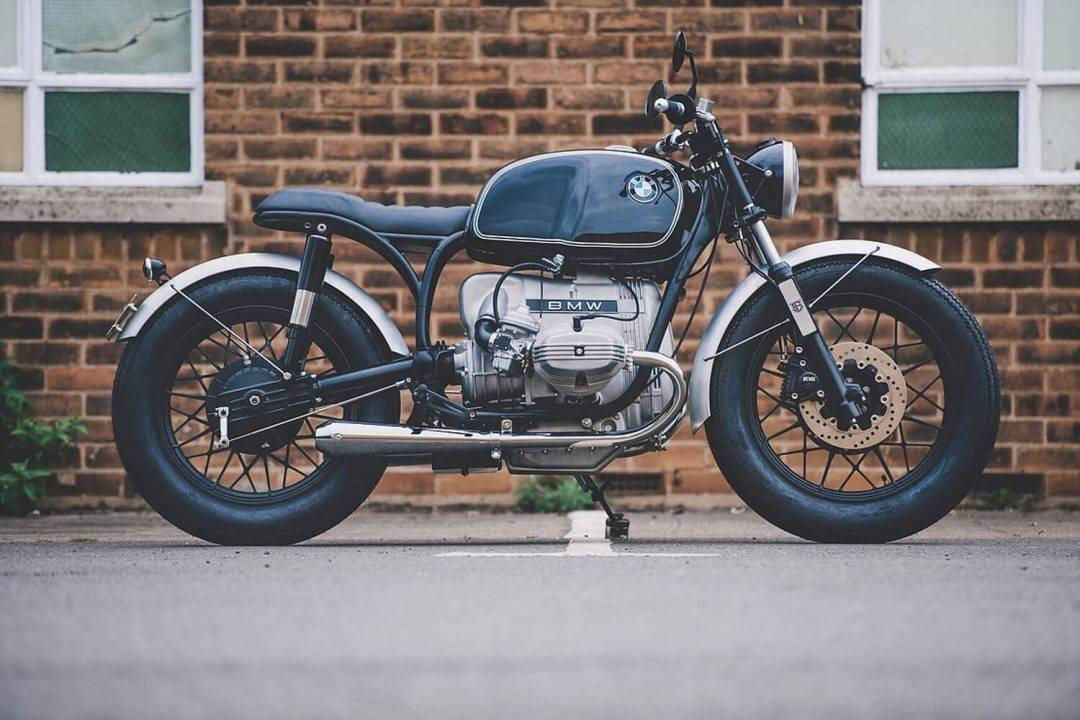 BMW R100RS par Sinroja Motorcycles