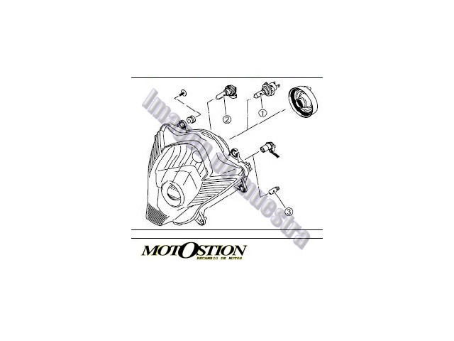 Cable cuenta kilometros APRILIA RS 50 1996-1998 motodesguace