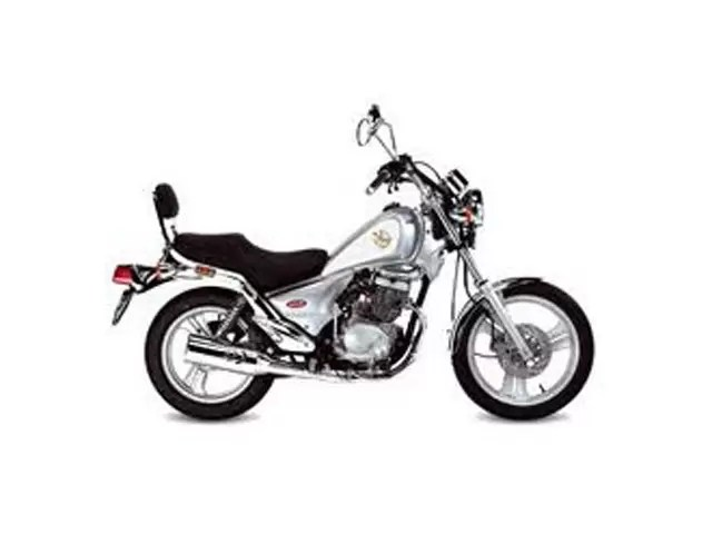 Caballete DAELIM VS 125 1999-2004 recambios para moto