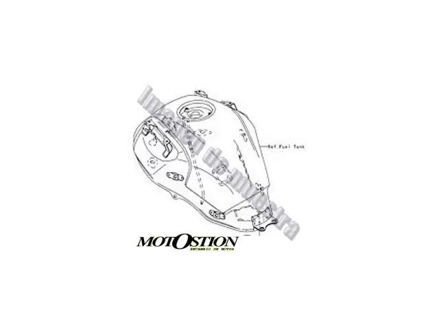 Embrague completo del motor Hyosung Aquila 250 2000-2005