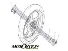 Recambio de moto usado Triumph legend tt 900 1998-2001