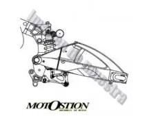Recambio de moto usado Suzuki marauder 800 2007-2010