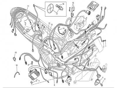 Regulador Ducati Monster 696 2008-2011