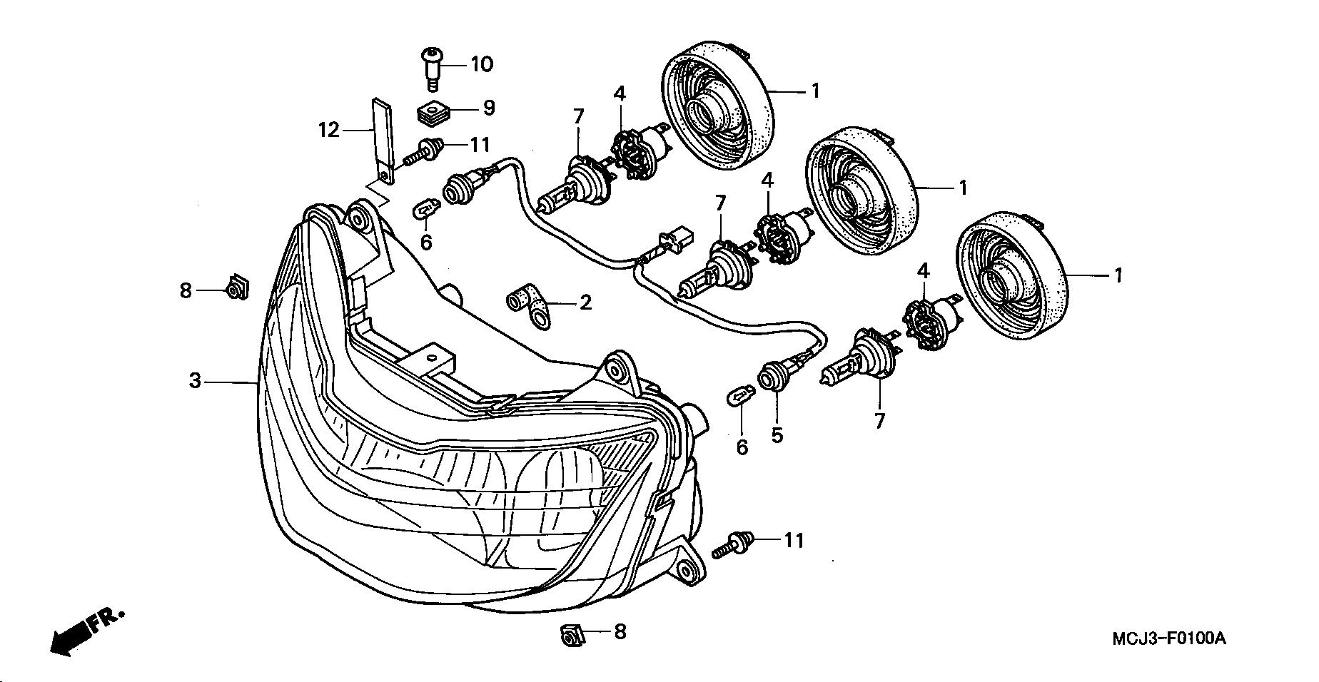 Cbr 954 Rr Wiring Diagram. . Wiring Diagram Honda Wiring Diagram on