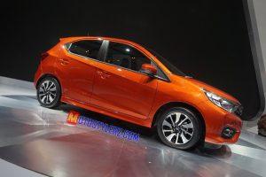 Honda Brio - Memiliki Dimensi Lebih Lebar