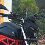 modifikasi motor yamaha byson 2014 Dumai : Headlamp-Custom Futuristic