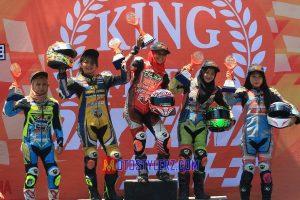Juara Kelas Wanita-Dihadirkan Di Setiap Even Matic Race Jabar