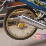 modifikasi motor suzuki rider 2003 Bekasi : Roda-Aplikasi Pelek TK