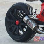 modifikasi motor yamaha byson 2014 Dumai : Undercarriage-Bohai Style