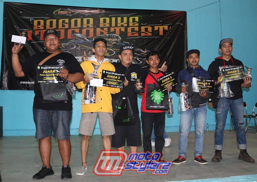 Juara Retro Kustom With Purnama Glanets Radical Kustom