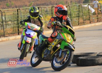 QTT Road Race Karawang by MJ Organizer feat AJS 28