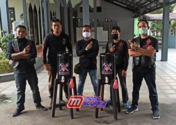 Bikers Brotherhood 1% MC CP Taciban-Sukses Gelar Programi Bakti Untuk Negeri