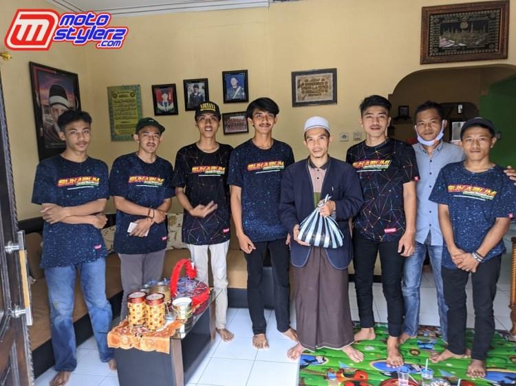 Sukabumi Pure Thailook-Gelar Aksi Baksos Perdana, Dihadiri Iwan Setiawan (RT 08-03 Kp Palasari Wates