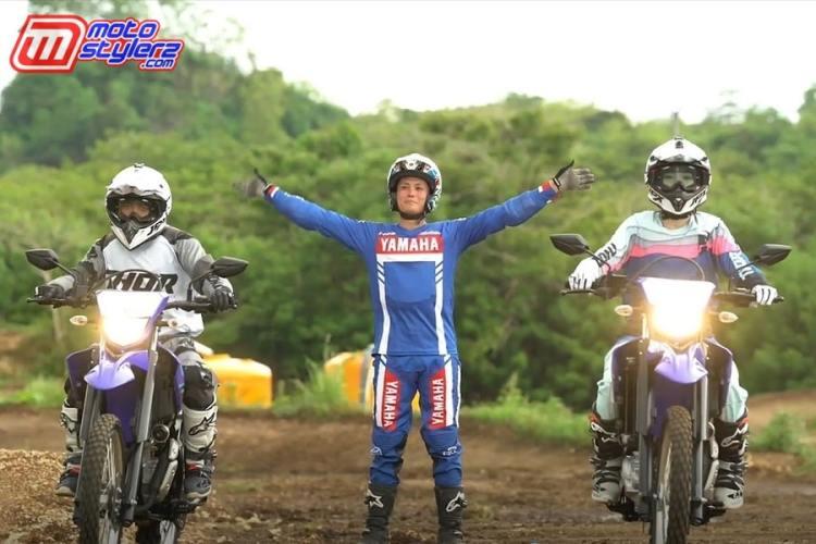 Edukasi Riding Yamaha WR 155R Bersama Kenichi Kuroyama