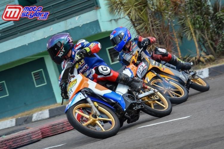 Para Racer Luapkan Kerinduan Event di Sirkuit Brigif Cimahi-min