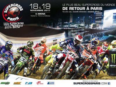 Supercross Paris 2017 – Vídeo completo!