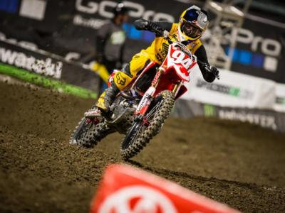 450 Monster Energy Supercross 2018 Anaheim 2