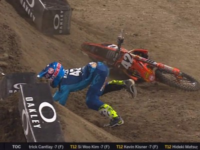 2018 Anaheim 1 Supercross – 250 Main Event