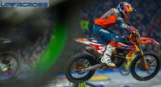 450SX Main Event highlights – Atlanta