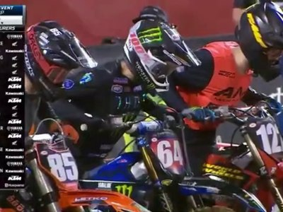 Supercross Round #7 250SX Highlights | Orlando, FL, Camping World Stadium | Feb 13, 2021