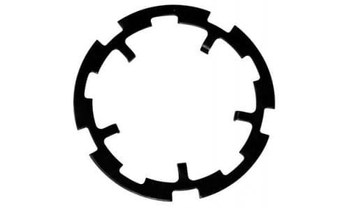 Усиленная пластина сепаратора для переднего редуктора