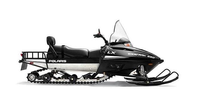 Widetrak 550 LX