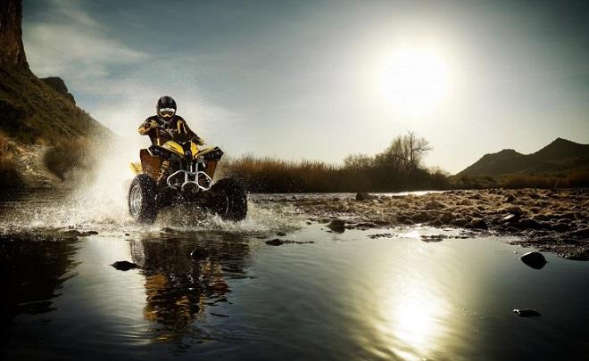 Что лучше мотоцикл или квадроцикл