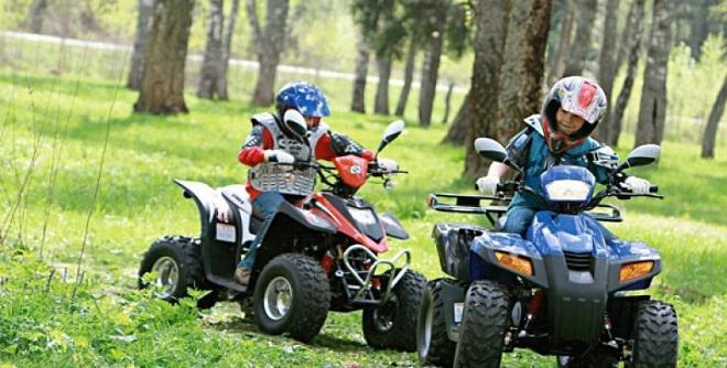 Какое наказание за езду на квадроцикле детьми без взрослых