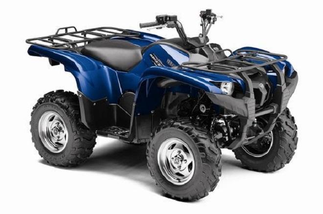 квадроцикл Yamaha Grizzly 450