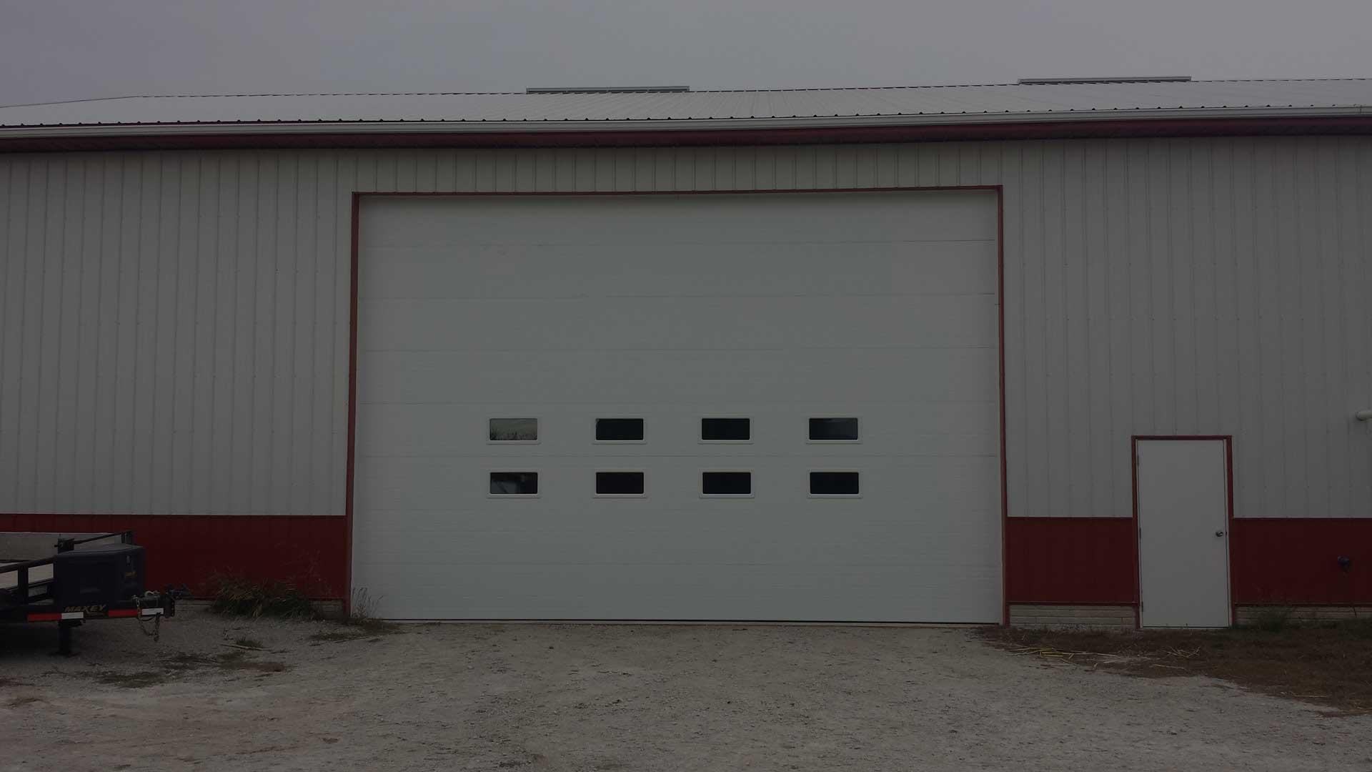 Garage Door Services  WordPress Theme