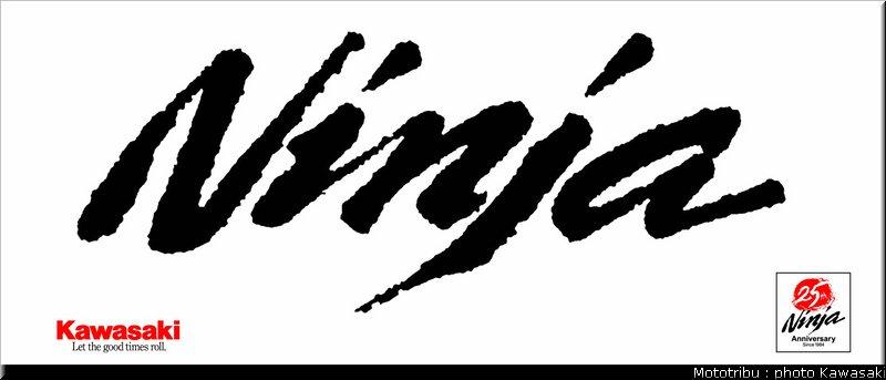 Mototribu : Kawasaki les 25 ans des Ninjas