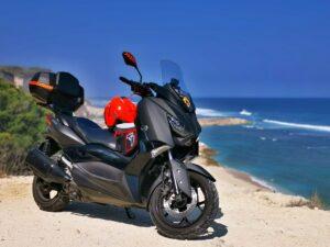 Yamaha X-Max 250 (Fénix MAX)
