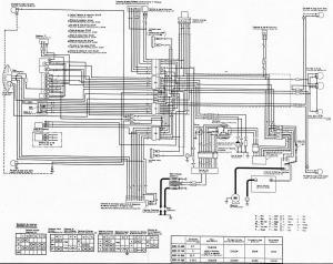 File:1981 honda cx500 wiring diagram cx500jpg  Honda CX