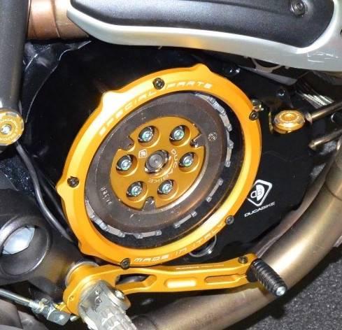 Ducabike Complete Clutch Kit Clutch Cover Pressure
