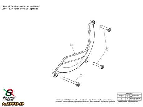 Bonamici Billet Engine Cover Protection Set: KTM Super