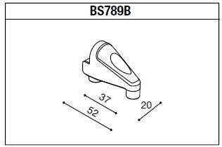 RIZOMA Mirror Adapter: 1199 / 899 Panigale