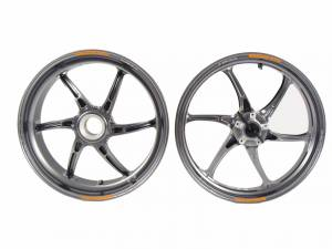 OZ Motorbike Limited Edition Checa Replica Wheel Set: 1098