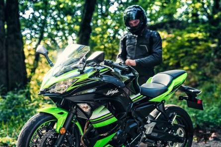 Ninja® 650 ABS KRT Edition