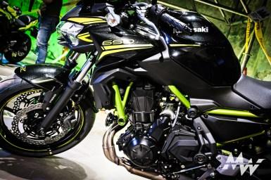 Kawasaki 2020 新車發表 NINJA 650 Z650_-16