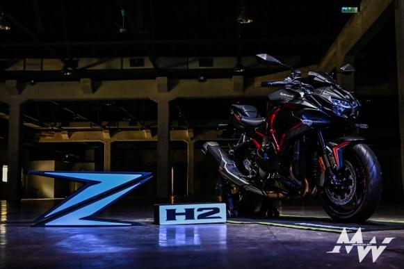 Kawasaki 2020 新車發表 Z H2_-2