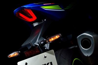 全車改用LED燈系